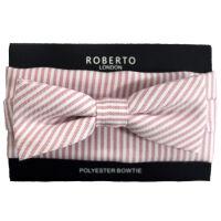 Stripe Poly Skinny Bowset