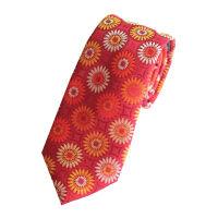 Silk Tie Lg Flower
