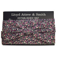Bow Tie and Hank Set Made with Liberty Fabric