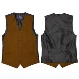Plain Country Waistcoat