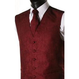 Suede-Look Waistcoat