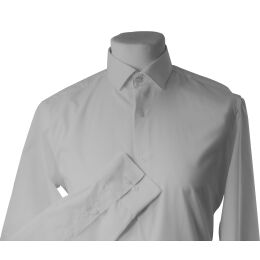 Bulk Plain Shirt White