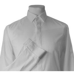 Modern-Fit Essentials Dress Shirt