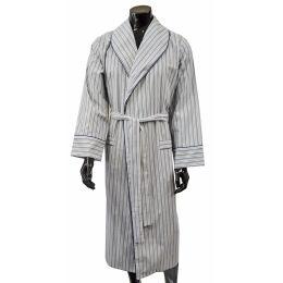 Cotton Stripe L/Weight Gown