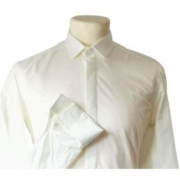 Slim-Fit Essentials Dress Shirt