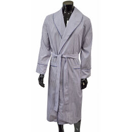 Cotton Stripe L/Weight Gown
