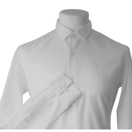 Slim-Fit Essentials Dress Shirt