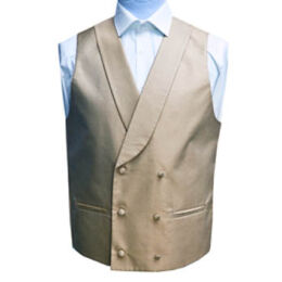Double Breasted Modern Fit Waistcoat