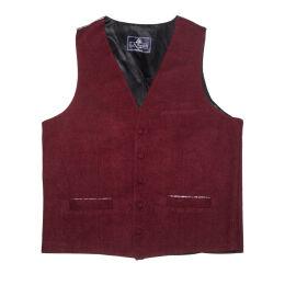 Liberty-Backed Waistcoat